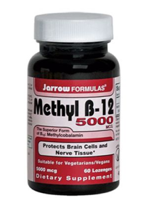 Jarrow Formulas Methyl B-12 Vitamin B Enhanced Sleep