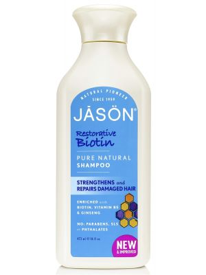 Jason Natural Biotin Shampoo 16 Oz.
