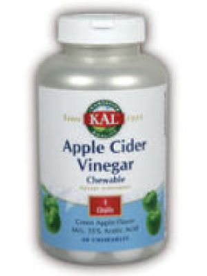 Kal Apple Cider Vinegar 120 Tabs