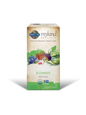 Garden of Life Kind Organics B-Complex 30 Tabs