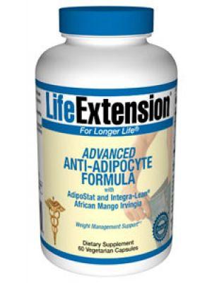 Life Extension Advanced Anti-Adipocyte Formula 60VC (Meratrim®)