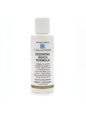 Lumina Health Products CellFood Essential Silica Formula 4oz