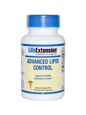Life Extension Advanced Lipid Control 60 Vege Caps