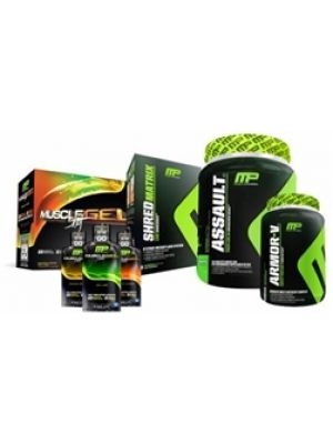 Muscle Pharm Live Shredded Stack