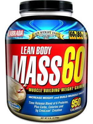 Labrada Nutrition Lean Body Mass 60 6 Lbs