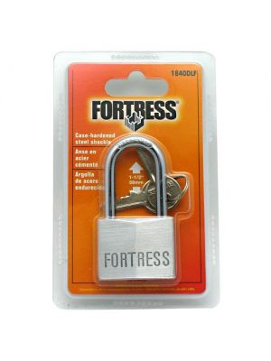 Master Lock Fortress Padlock Model #1840DLF