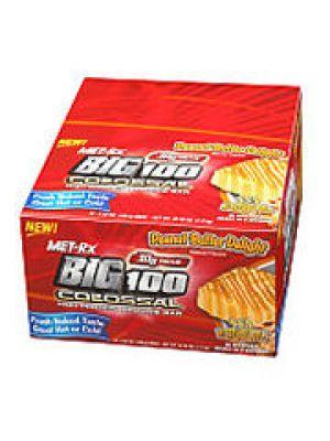 Met-Rx Big 100 Colossal Brownie 12Box