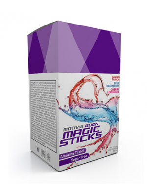 Motiv-8 Burn Magic Sticks Variety 24 Pack