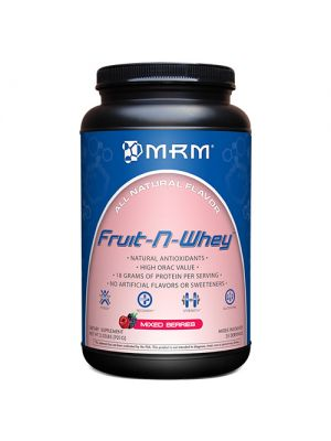 MRM Fruit-N-Whey Mixed Berries 2.03 Lbs