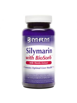 MRM Silymarin with BioSorb 250mg 60 Vege Caps