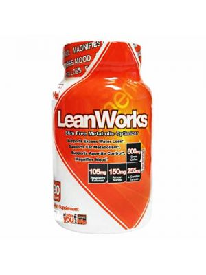 Muscle Elements Leanworks 90 Caps