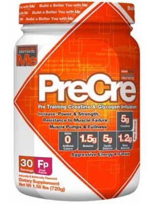 Muscle Elements PreCre