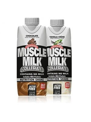 Cytosport Collegiate MusMilk RTD 12/Case