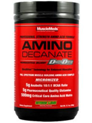 MuscleMeds Amino Decanate 360 Grams