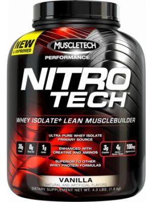 MuscleTech Nitro-Tech Performance 4 Lbs