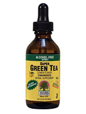 Nature's Answer Alcohol Free Liquid Green Tea Extract 1 oz
