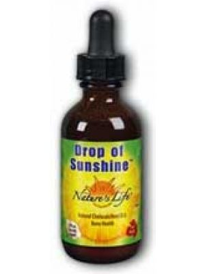 Nature's Life Drop of Sunshine Natural Vitamin D-3 2 fl oz