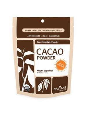 Navitas Naturals Raw Cacao Powder (Certified Organic) 16 Oz