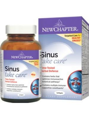 New Chapter Sinus Take Care 30 Softgels