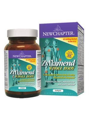 New Chapter Zyflamend 60 Soft Gels