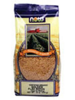 Now Foods Organic Golden Flax Seeds 16 oz