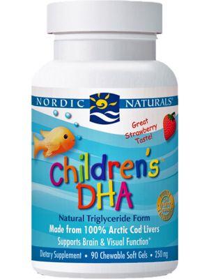 Nordic Naturals Children's DHA 90 SoftGels