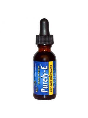 North American Herb & Spice Purely-E Red Palm Oil 1 Fl Oz