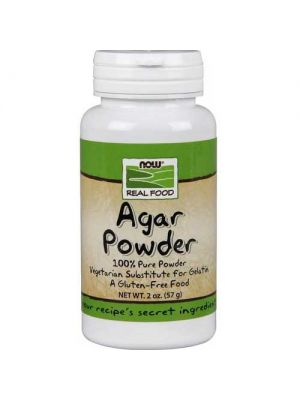 Now Foods Agar Powder 2 Oz