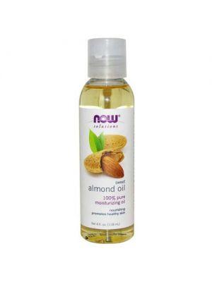 Now Foods Almond Oil 4 Oz