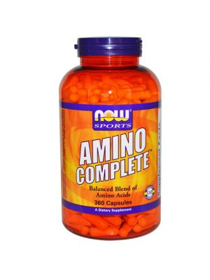 Now Foods Amino Complete 360 Caps