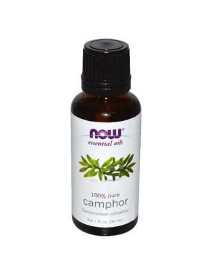 Now Foods Camphor Oil 1 Oz