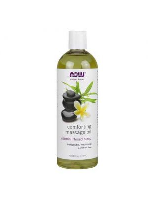 Now Foods Comforting Massage Oil 16 Fl Oz