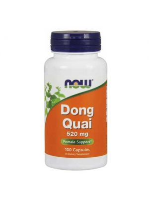 Now Foods Dong Quai 520 Mg 100 Capsules