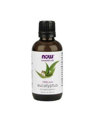 Now Foods Eucalyptus Oil 2 Oz