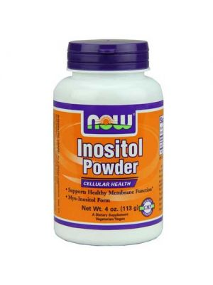 Now Foods Inositol Pure Pwd 4 Oz