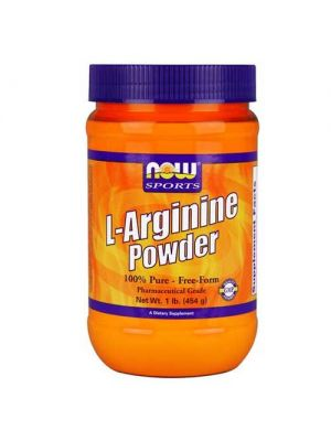 Now Foods L-Arginine Powder 1 Lb