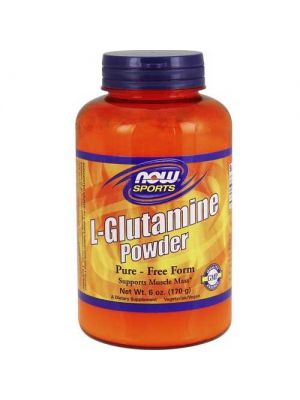 Now Foods Glutamine Powder 6 Oz