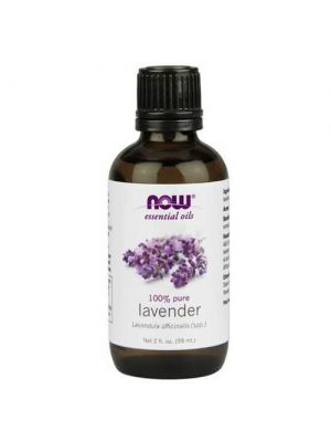 Now Foods Lavender Oil 2 Oz
