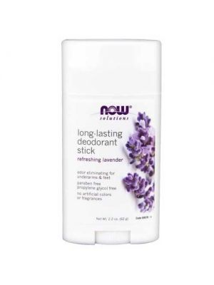 Now Foods Long Lasting Deodorant Stick 2.2oz