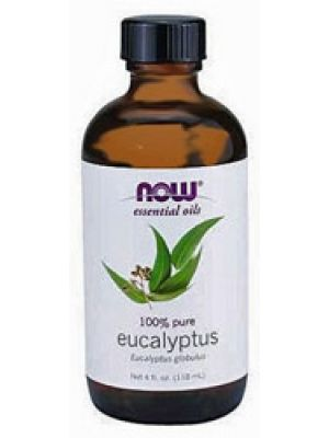 Now Foods Eucalyptus Oil 4oz