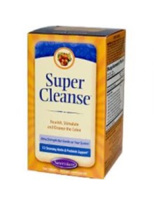 Nature's Secret Super Cleanse 100 Tabs