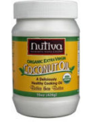 Nutiva Organic Extra Virgin Coconut Oil 54oz