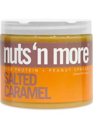 Nuts 'N More Salted Caramel Peanut Butter 16 Oz