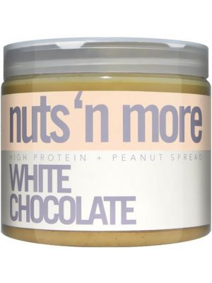 Nuts 'N More White Chocolate Peanut Butter 16 Oz