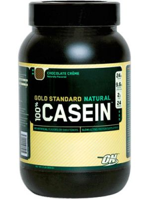 Optimum Nutrition 100% Natural Casein 2 Lbs