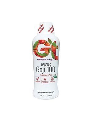 Genesis Today Goji 100 100% Pure Wild Harvested Goji Juice