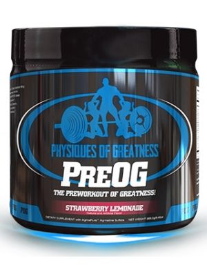Physiques of Greatness PreOG