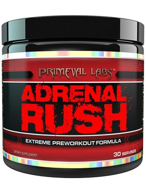 Primeval Labs Adrenal Rush Cotton Candy 30 Servings