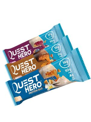 Quest Nutrition Hero Bars