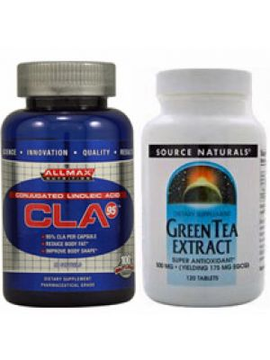 Shrink the Fat Cells Stack (CLA & Catechin)
